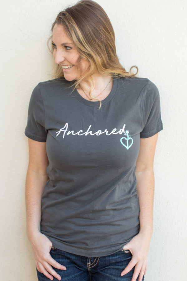 Anchored In Love T-shirt