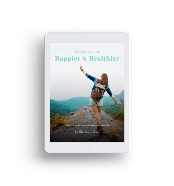 Healthy Happy Guide Cover
